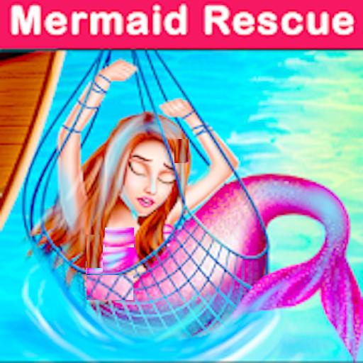 Mermaid Rescue Love Crush Secret Game