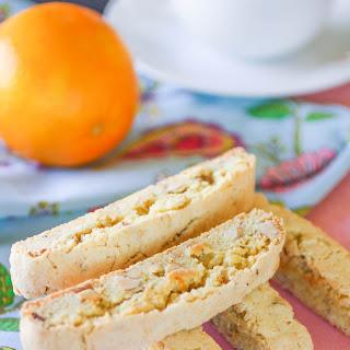 Almond-Orange Biscotti Recipe