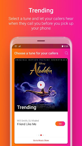 Vodafone Callertunes - Latest Songs & Name Tunes 3.0.3.7 screenshots 2