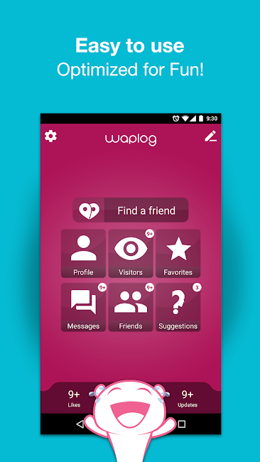 #5. Waplog Chat & Free Dating (Android)