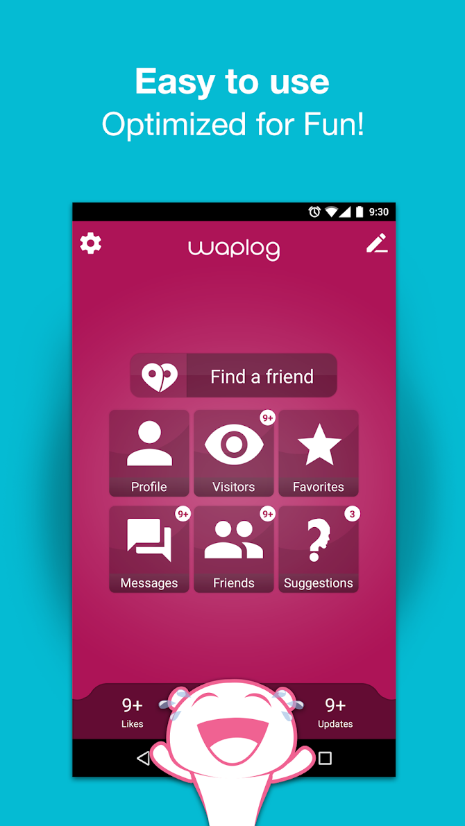Waplog - Free Chat, Dating App, Meet Singles Android 5