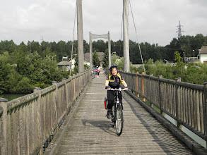 Photo: Longest wooden bridge in the world