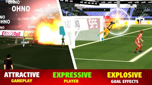 Super Fire Soccer android2mod screenshots 5