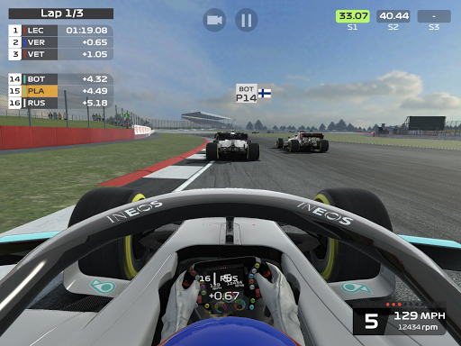 F1 Mobile Racing 2.2.2 Mod Screenshots 15
