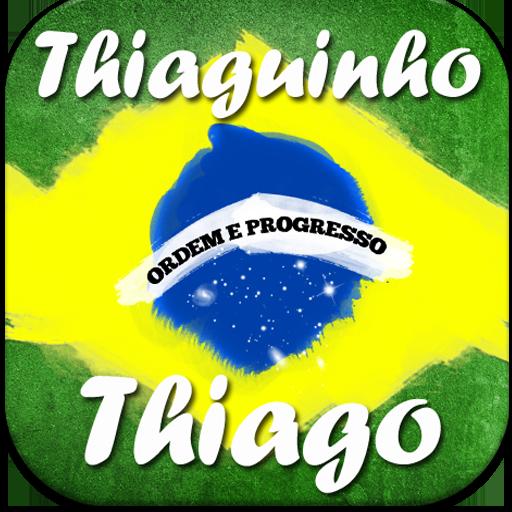 Thiaguinho palco musica 2016