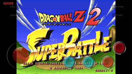 Guide for Dragonball Z for PC