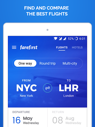 Cheap Flights - FareFirst 3.1.1 screenshots 6