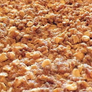 Crispiest Apple Crisp