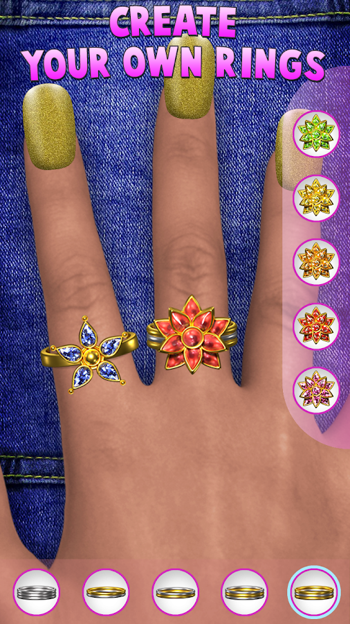 Jewelry Salon- screenshot