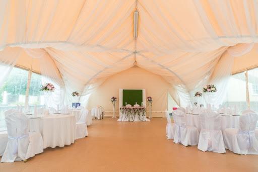 Банкетный зал «Летний шатёр» для свадьбы на природе 2