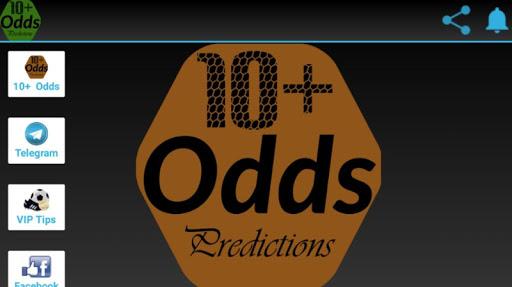 10+ odds predictions screenshot 3
