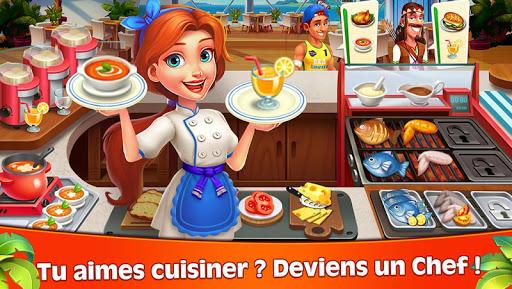 Cuisine en Folie - Du00e9licieuse Aventure captures d'u00e9cran 1