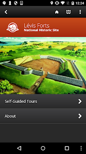 Lévis Forts Guided Tour - náhled