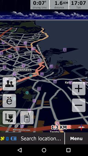 GeoNET. Maps & Friends 11.1.170 Screenshots 9