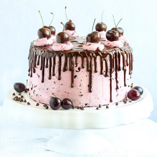 Chocolate Covered Cherry Cake Recipe
