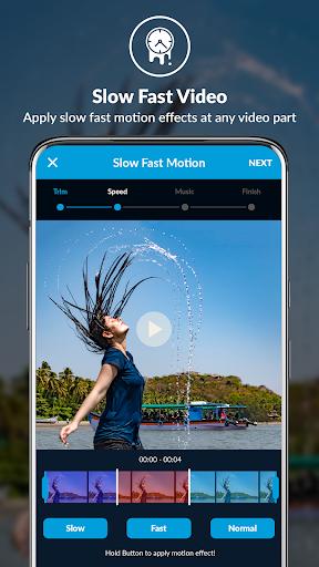 Slow mo video Editor: Slow-motion Video maker 2020 1.0.7 screenshots 1