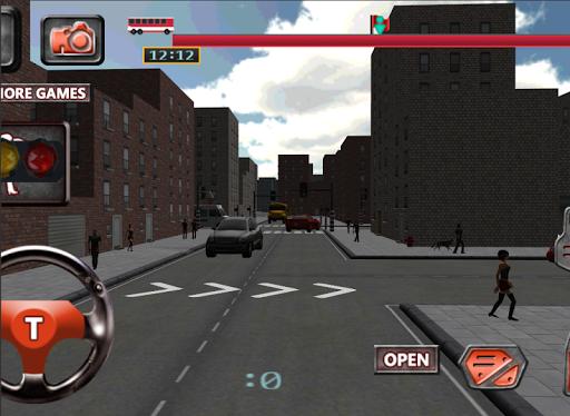 SAN ANDREAS Bus Mission 3D 1.3 screenshots 11