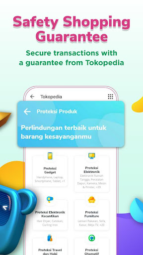 Tokopedia 3.86 Screenshots 5