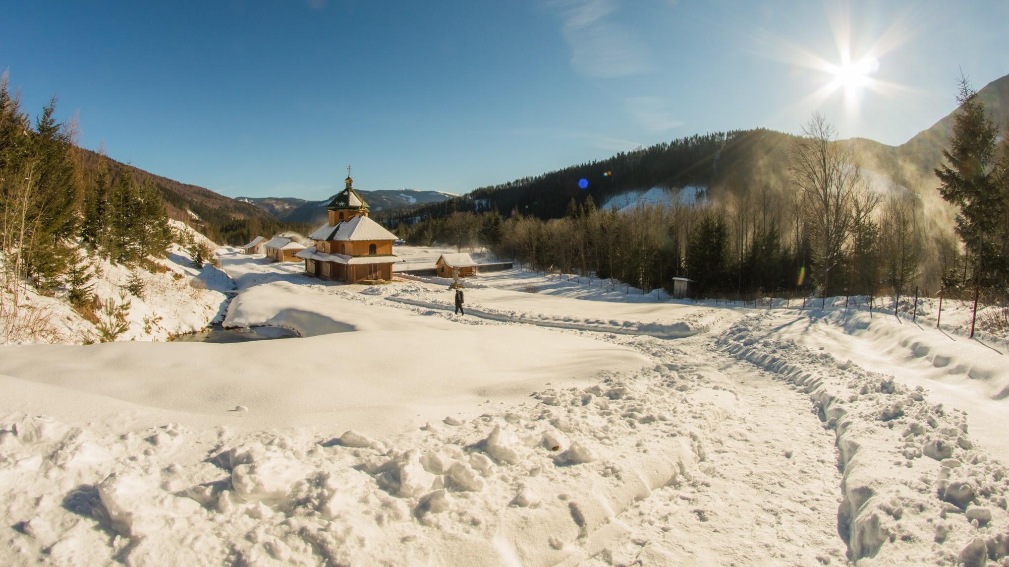 Скит(монастир) Лужки