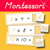 Multiplication Tables - Montessori Math for Kids!
