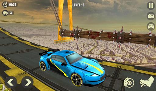 Impossible MonsterTruck & Car Stunts:Driving Games  captures d'écran 2