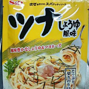 S&B 生風味スパソースツナしょうゆ風味81.4g