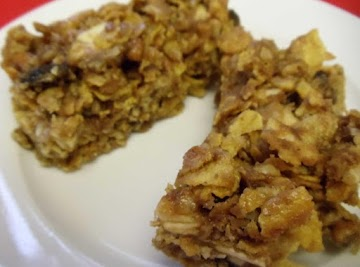 Good For You Breakfast Bars Recipe