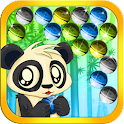 Panda Bubble Shoot King icon