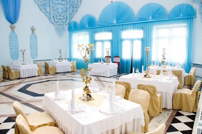 Фото №1 зала Зал «Хрустальный»