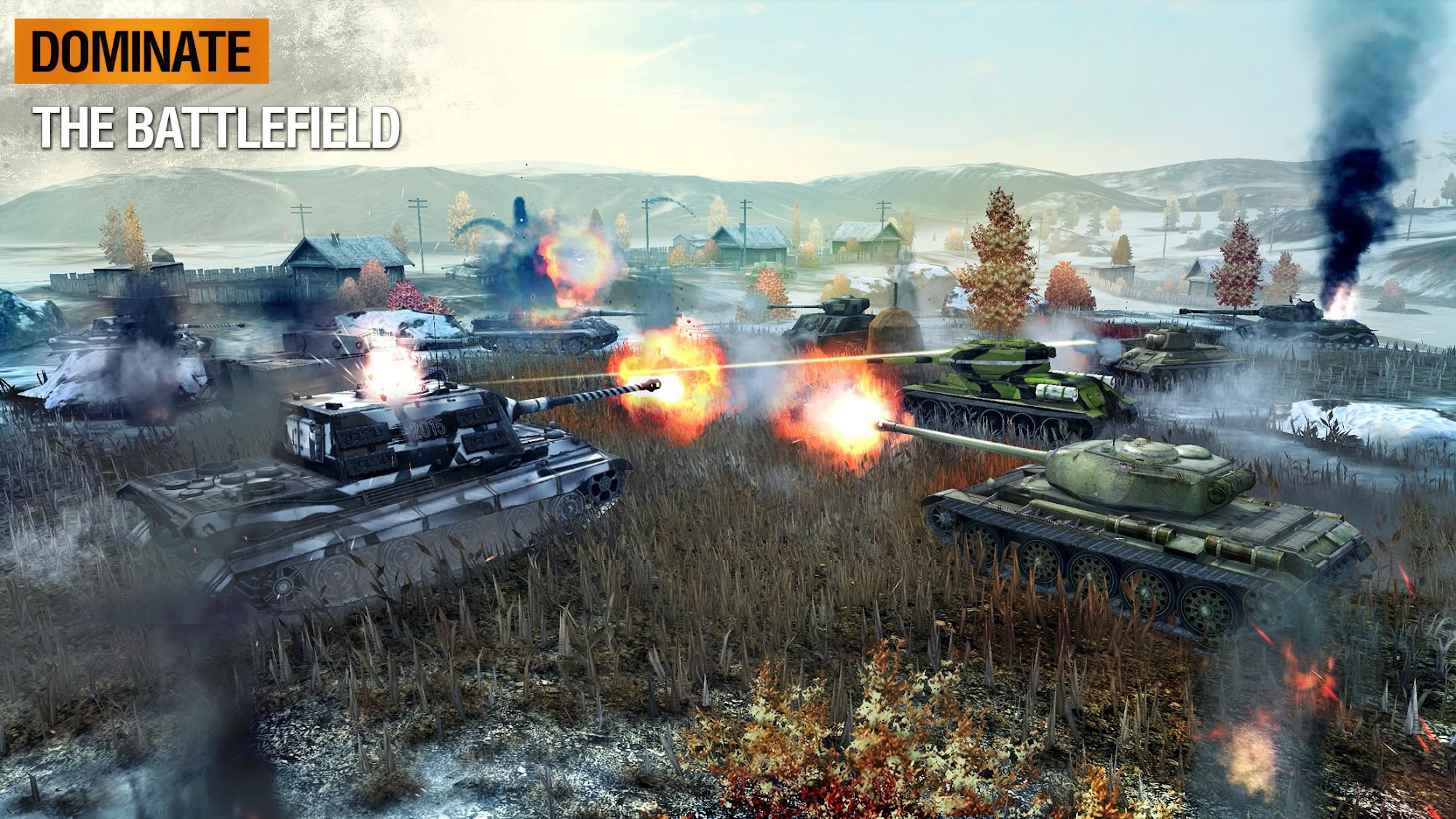 World of Tanks Blitz screenshot #9