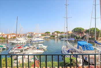 studio à Port grimaud (83)