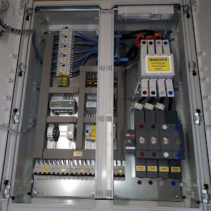 electrical control panel installations
