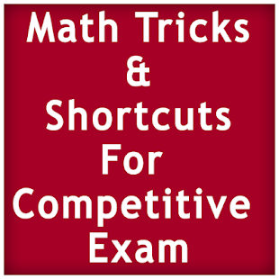 Math Tricks Competitive Exam - náhled