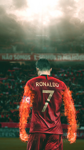 Cristiano Ronaldo HD Wallpaper  screenshots 2