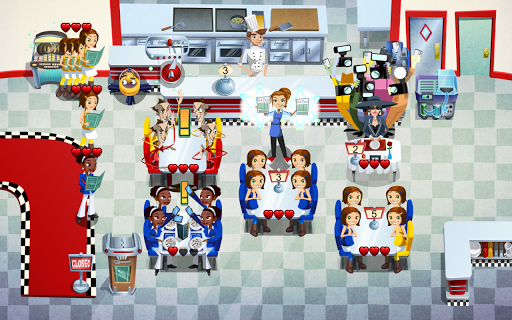Diner Dash screenshot 13