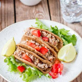3-Ingredient Paleo Taco Shells.