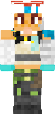 Original skin located at:https://www.minecraftskins.com/skin/12902480/lifeline-de-apex-lengends/ Mozambique 'ere!