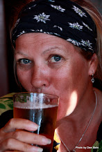 Photo: (Year 3) Day 125 - Sipping Some of Rogs Pint (Outer Banks, Northern Carolina, USA)