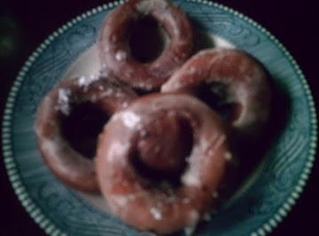 Old Fashion Doughnuts Recipe