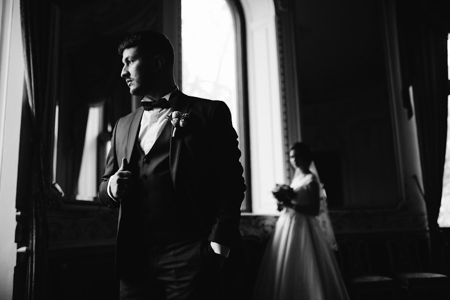 Hochzeitsfotograf Dmitriy Babin (babin). Foto vom 08.02.2019