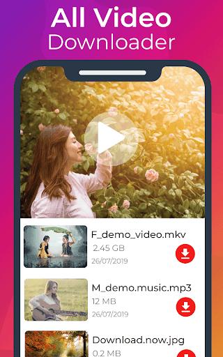 All Video Downloader 10.8 screenshots 2