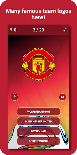 Soccer Logo Quiz 1.0.14 screenshots 3