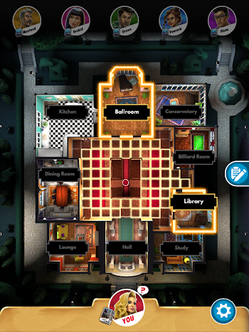 Play Cluedo Online Free Board Game
