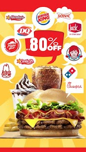 King Fast Food Coupons – Burger king Pizza Screenshot
