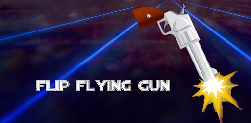 This is Fun gun game you just shoot, flip and flying the gun