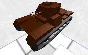 九五式軽戦車 ハ号/Type95  Ha-Go 第一次改修