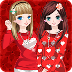 Pretty Girls Dress Up Game
