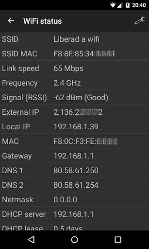Phone Tester (hardware info) screenshot 3