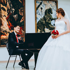 Wedding photographer Yuliya Takmakova (Takmakova). Photo of 15.06.2017