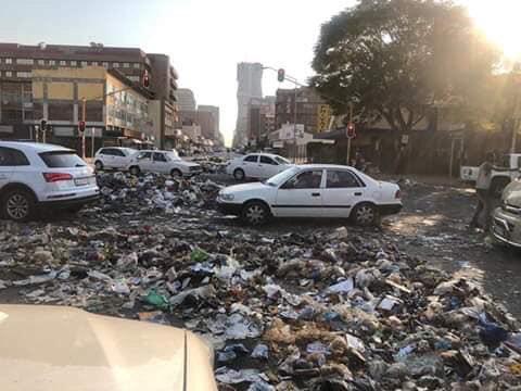 KYK | Hoe SA se administratiewe hoofstad in die stad gestaak is - SowetanLIVE Sunday World